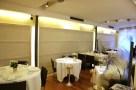 Ristorante Romano a Viareggio (LU). Una Vista della Sala. Foto di Giorgio Dracopulos Critico Gastronomico.