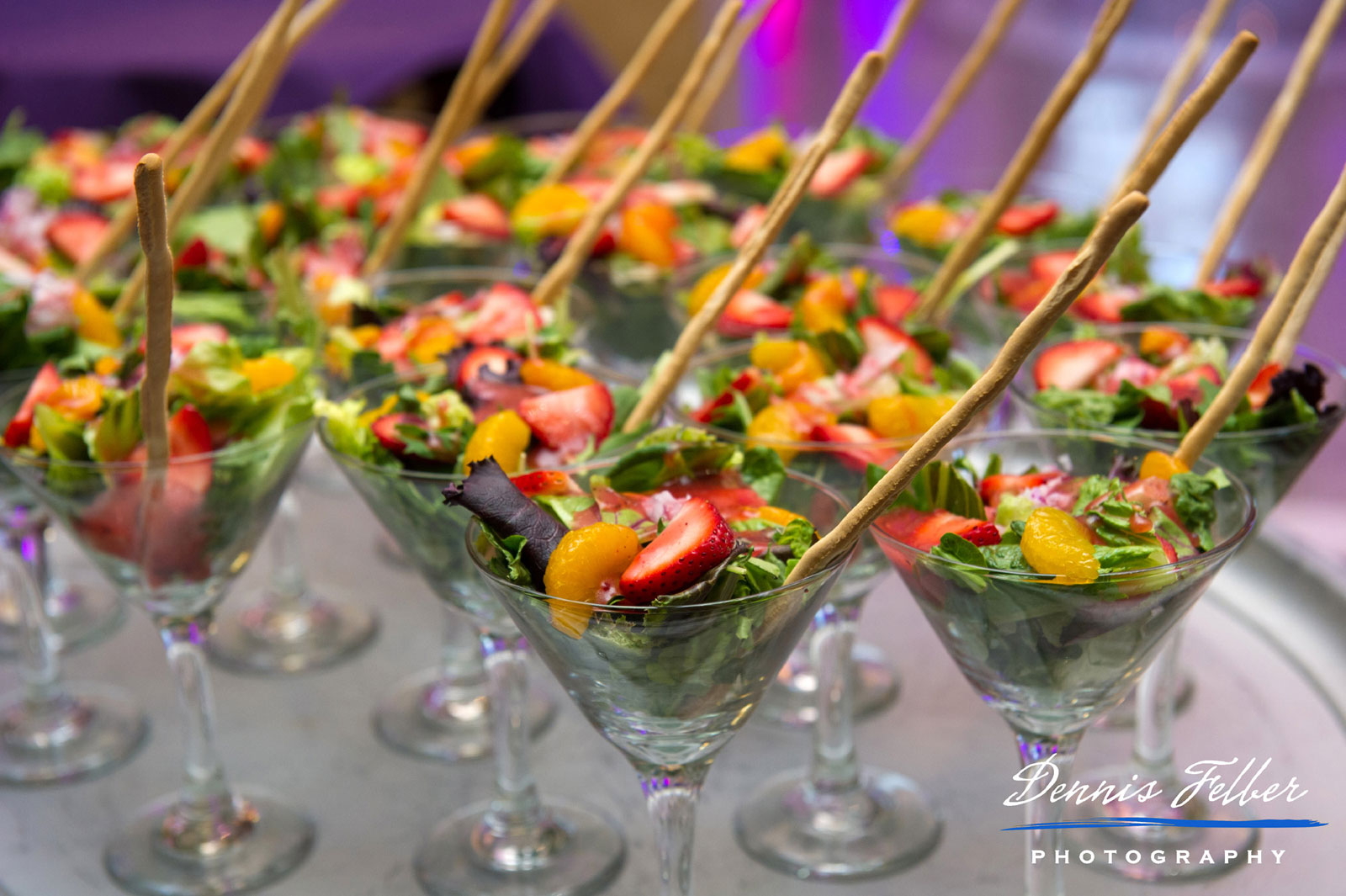 Milwaukee Wedding Reception Menu Ideas