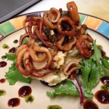 Marker 39 Floribbean Cuisine- Baby Octopus