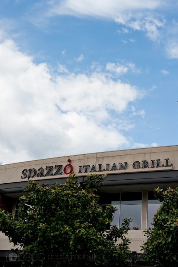 Photo: Bolig Photography. Location: Spazzo Italian Grill and Wine Bar