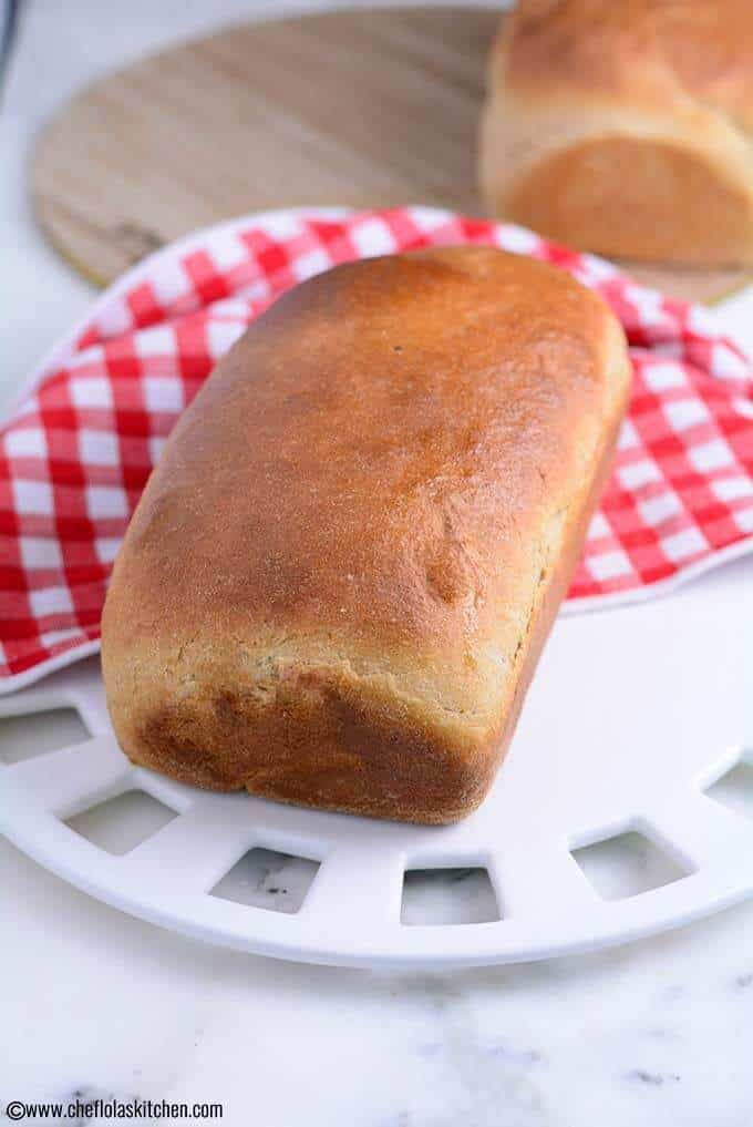 A simple great-tasting and easy to make whole wheat bread.