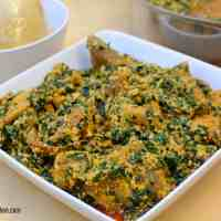 Best Egusi Soup