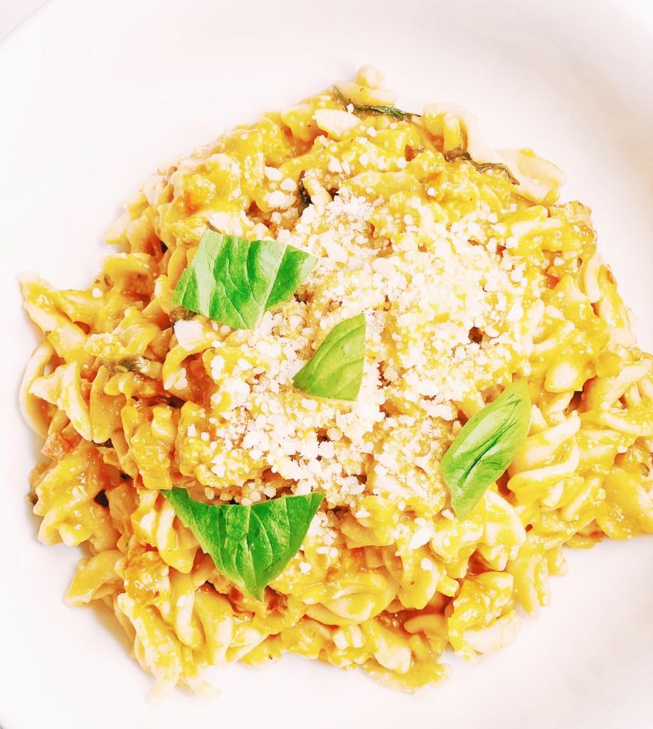 Healthy Creamy One Pot Pasta