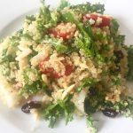 Kale & Quinoa Salad