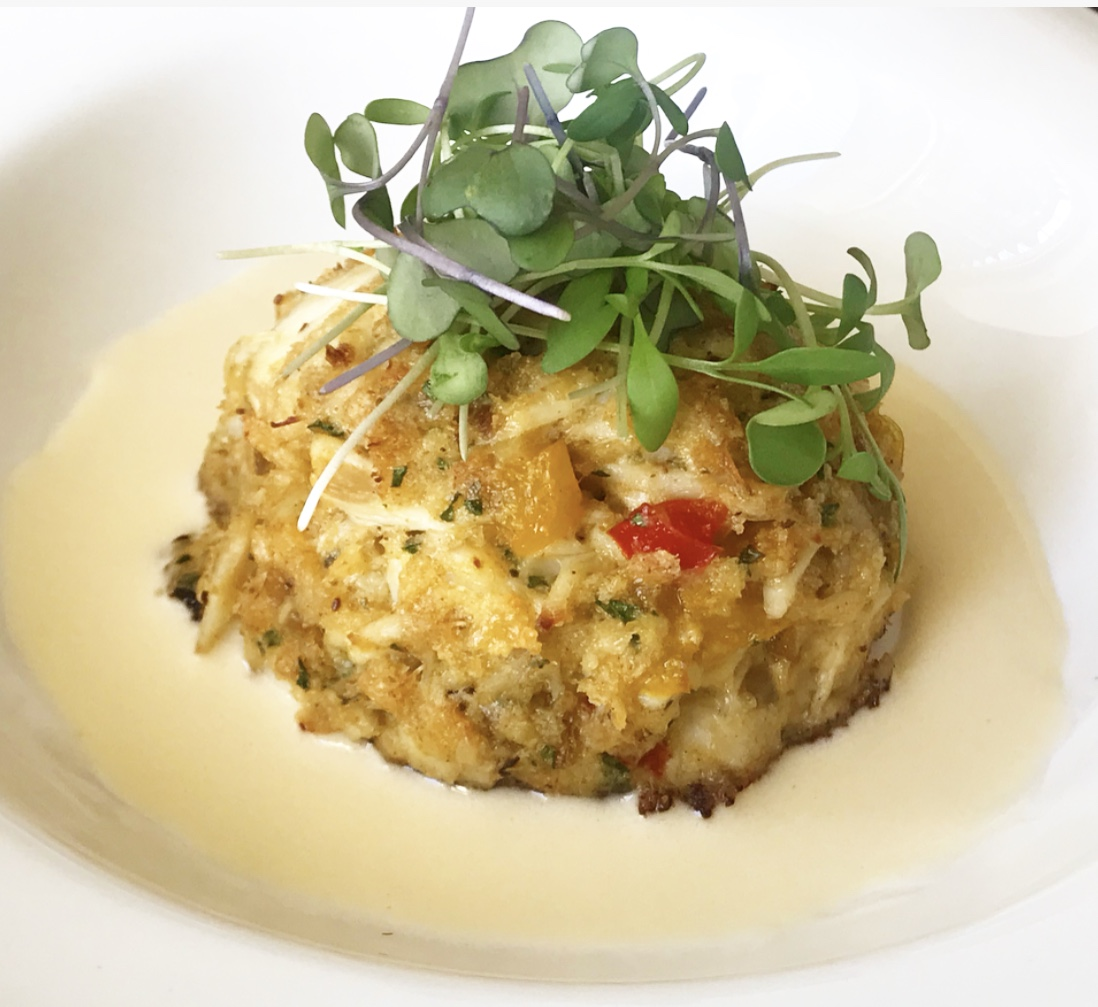 The Ultimate Crab Cake