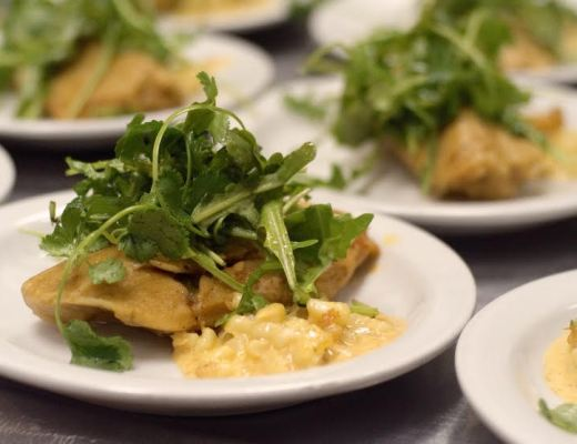 shrimp tamales, chef rosie, provecho grill, mexican inspired recipes, calimex food, calimex restaurant, latina chef