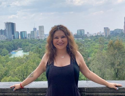 chef rosie, mexico city travel