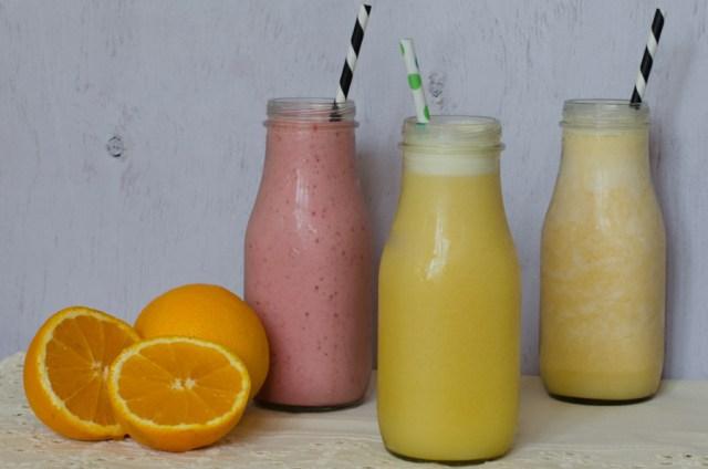 Orange Julius recipe from ChefSarahElizabeth.com