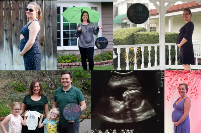 40 Week Pregnancy Update from ChefSarahElizabeth.com