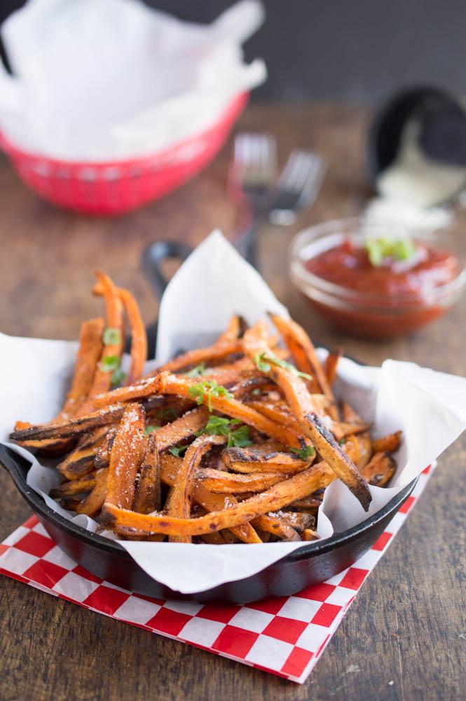 baked potato fries recipe