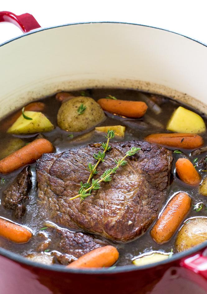 Beef Pot Roast | chefsavvy.com