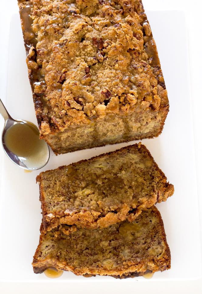 caramel-banana-bread