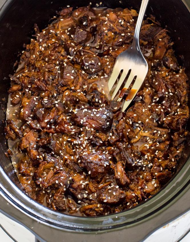 Asian Barbecue Pork | chefsavvy.com
