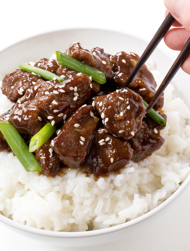 30 Minute Mongolian Beef Better Than Takeout Chef Savvy