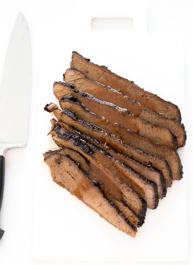 Slow Roasted Beef Brisket | chefsavvy.com