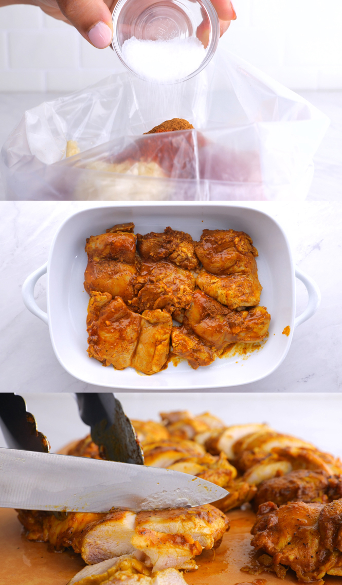 Learn how to make Authentic Chicken Shawarma at home!   chefsavvy.com