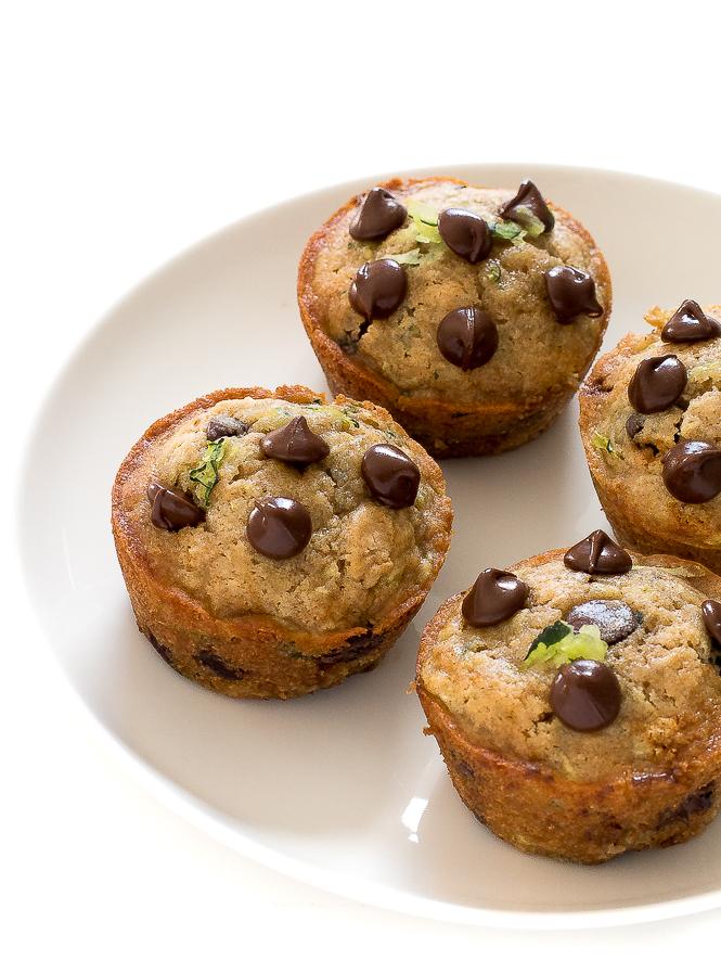The BEST Zucchini Muffins | chefsavvy.com