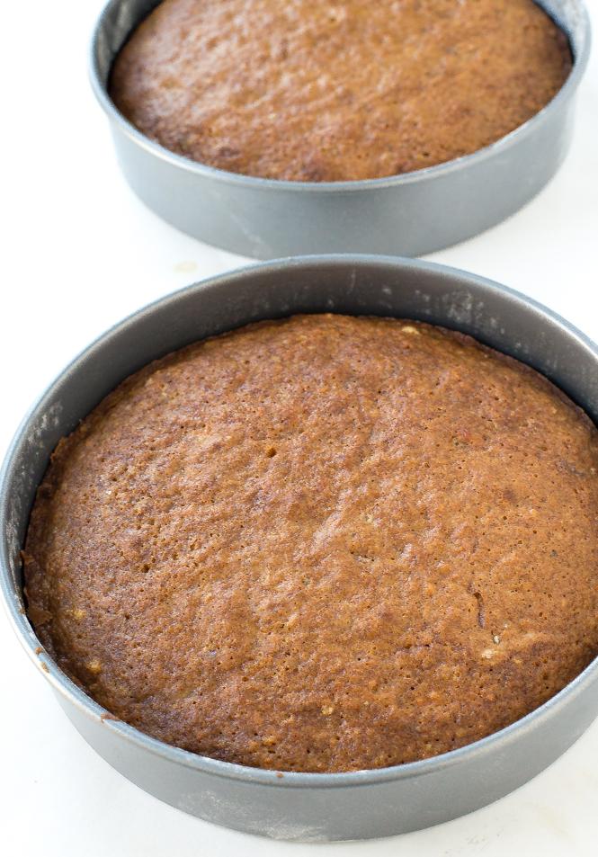 Carrot Cake Recipe | chefsavvy.com