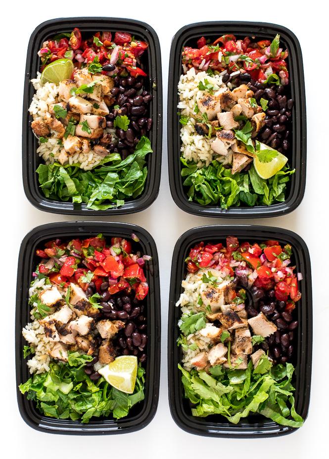 Burrito Bowls | chefsavvy.com