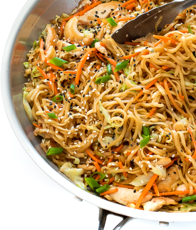 Chow Mein | chefsavvy.com