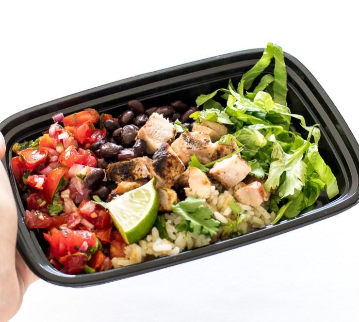 Copycat Burrito Bowls | chefsavvy.com