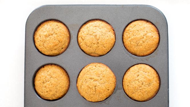 Corn Muffins Recipe   chefsavvy.com