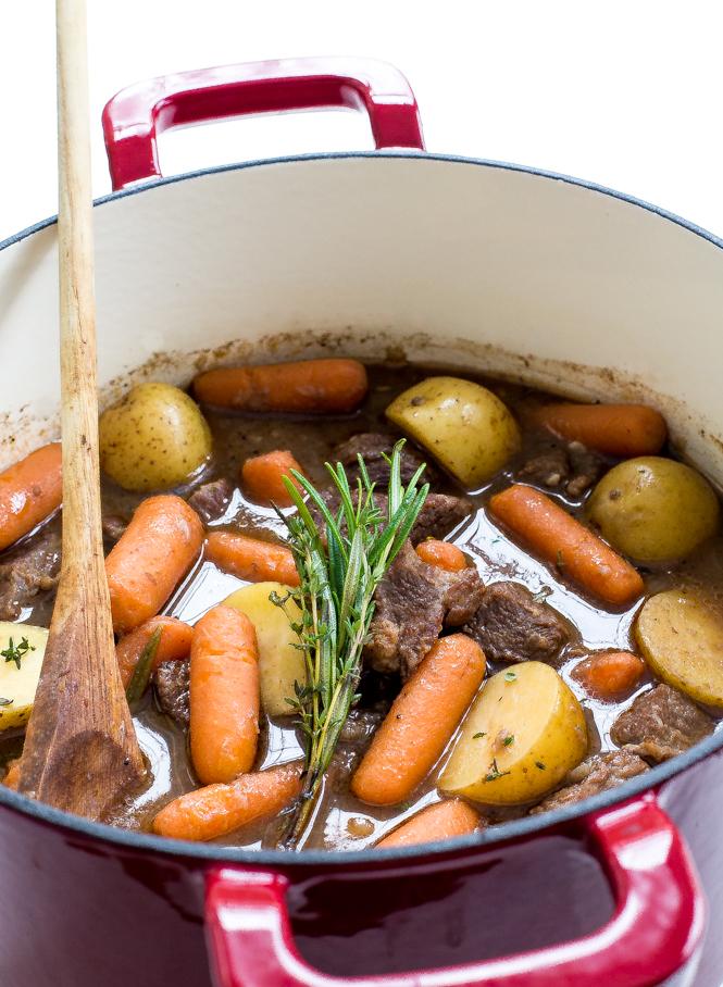 Easy Beef Stew | chefsavvy.com