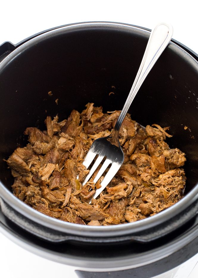 Easy Instant Pot Pork Carnitas | chefsavvy.com