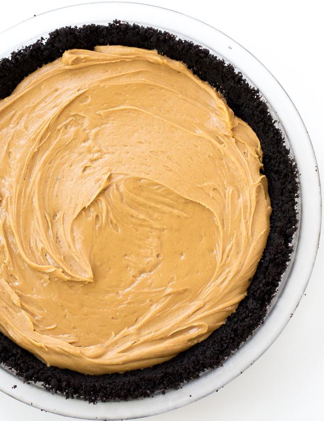 Peanut Butter Pie | chefsavvy.com