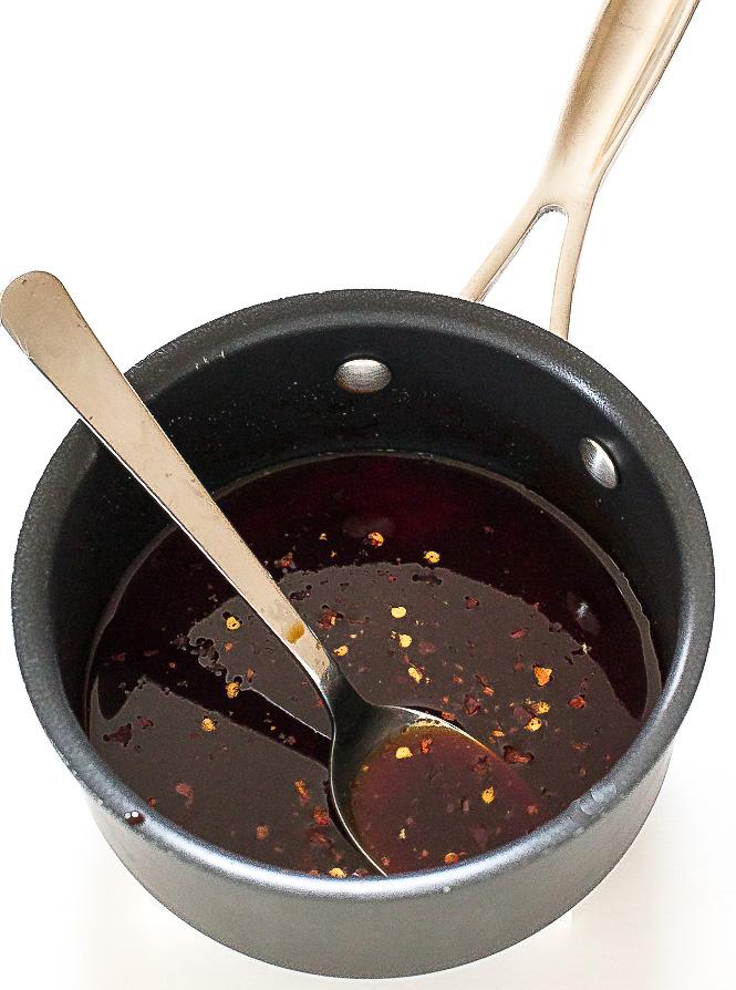 How To Make Baked Firecracker Chicken | chefsavvy.com