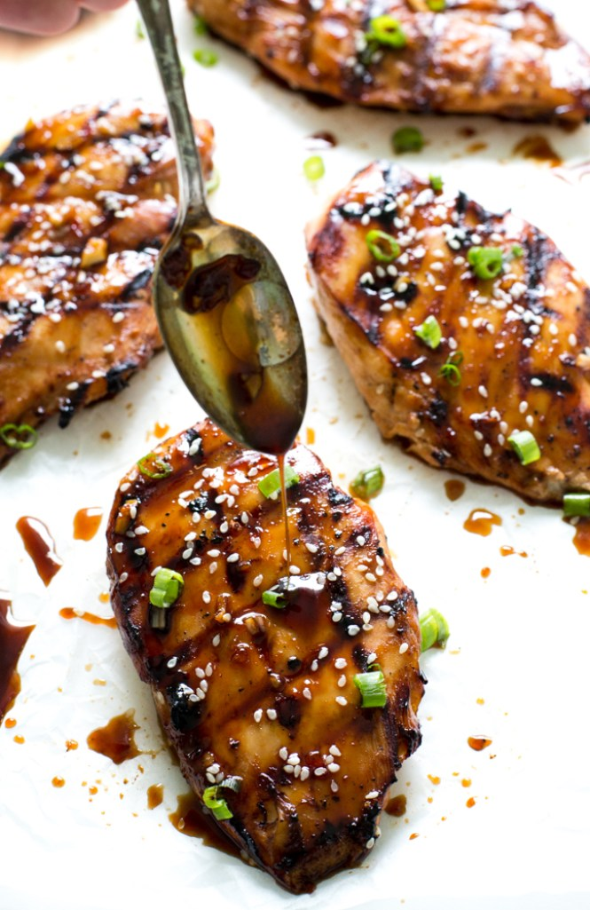 Asian Chicken | chefsavvy.com