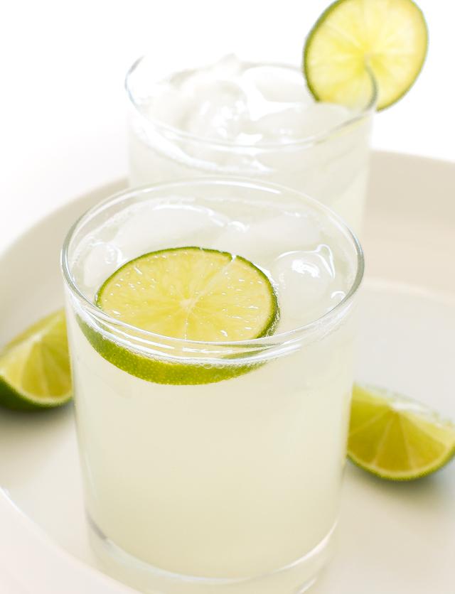 The Best Homemade Limeade Recipe