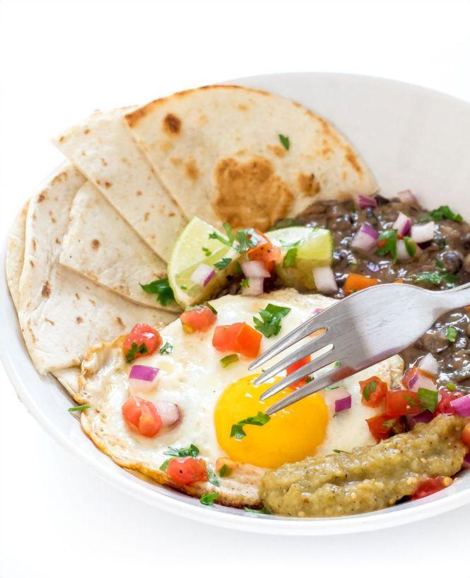 Huevos Rancheros | chefsavvy.com