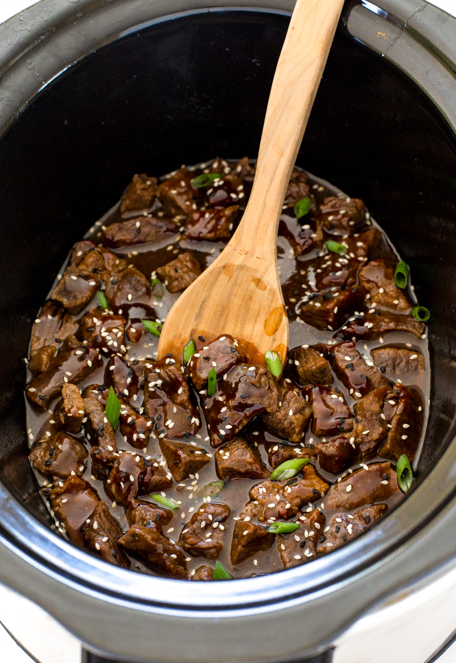 Easy Korean Beef | chefsavvy.com