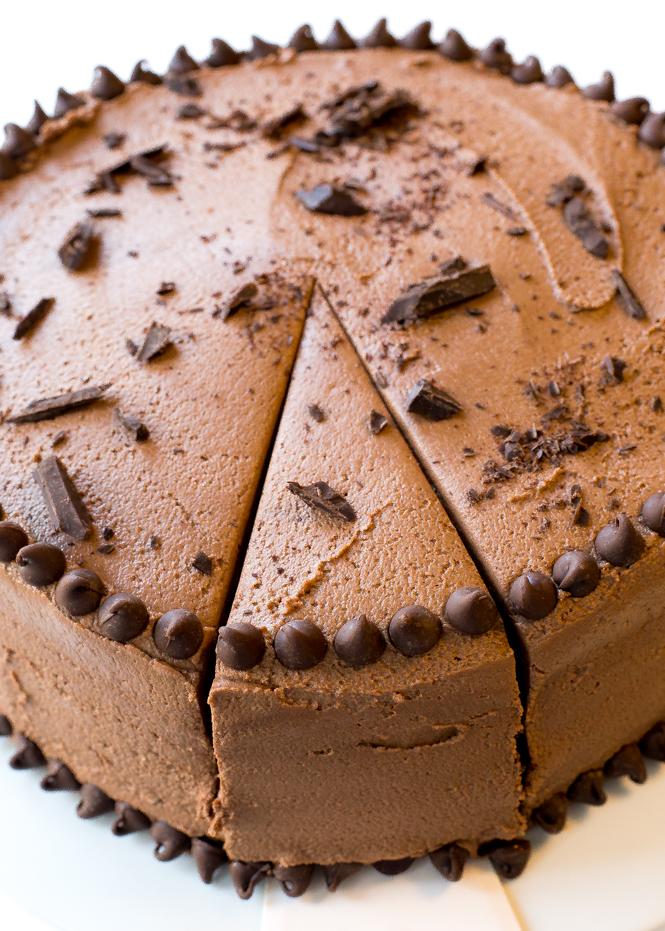 Chocolate Cake | chefsavvy.com