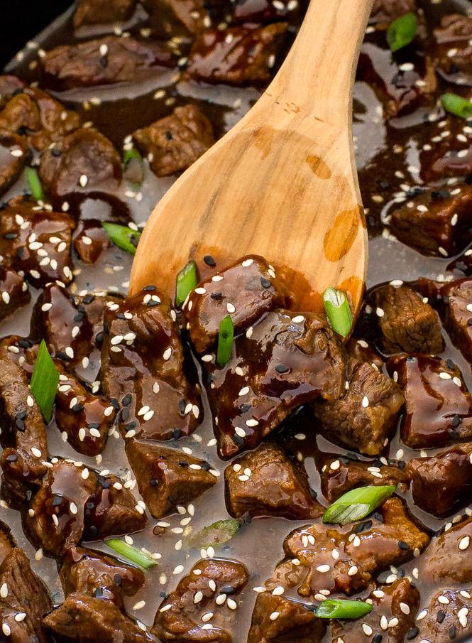 Korean Chuck Roast Beef | chefsavvy.com