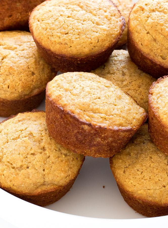 Homemade Cornbread Muffins   chefsavvy.com