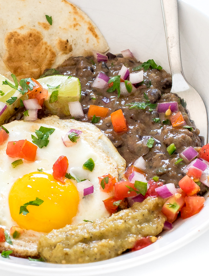 Authentic Huevos Rancheros | chefsavvy.com