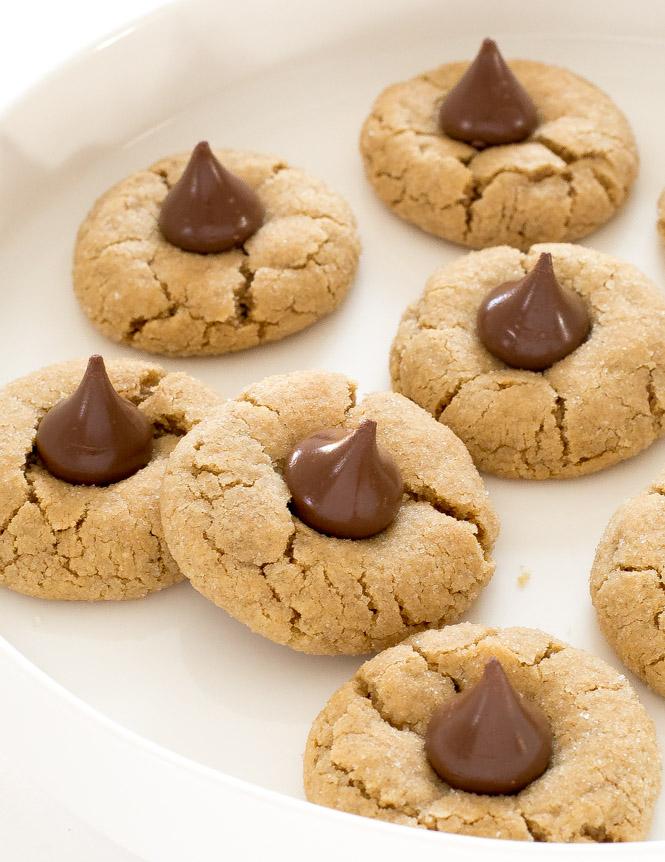 Peanut Butter Blossoms | chefsavvy.com