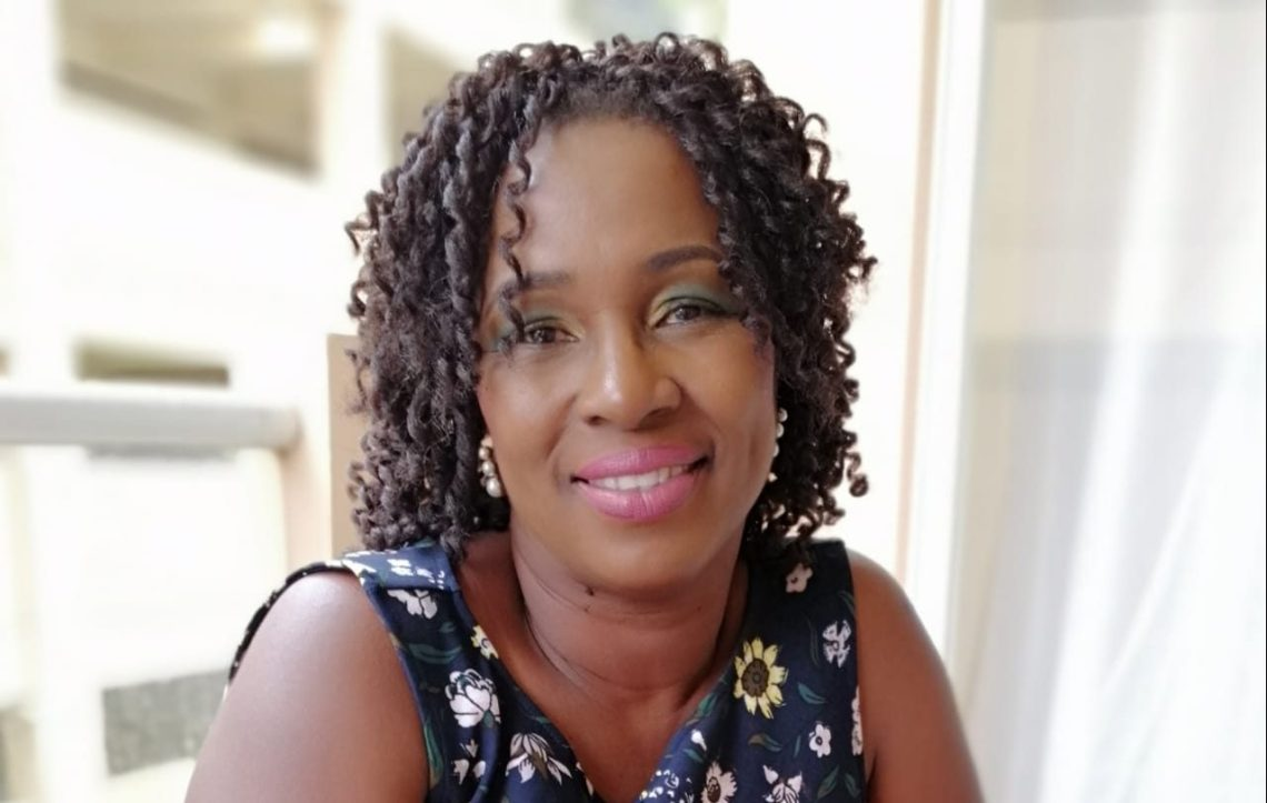 Hesma Tyson, the founder and Managing Director of Caribelle Foods.