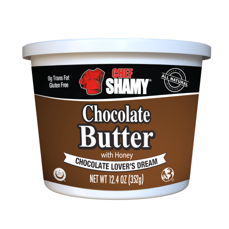 Chef Shamy™ Chocolate Butter with Honey