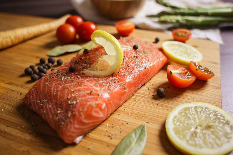 Lemon Dill Salmon Recipe