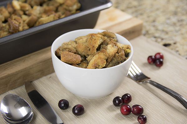 French Onion Butter Stuffing