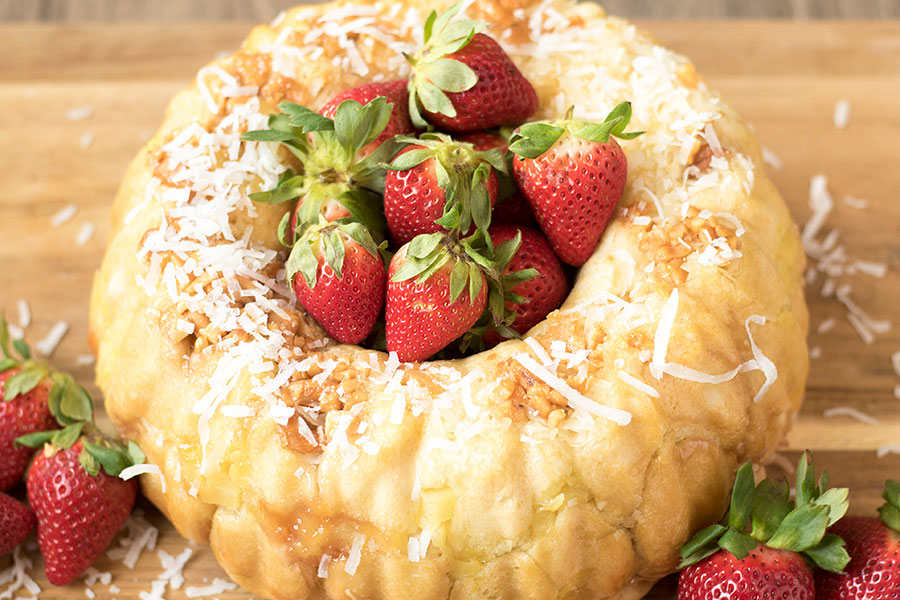 Tropical Monkey Bread