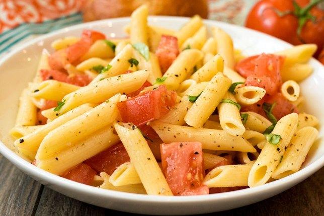Fresh Tomato Basil Pasta
