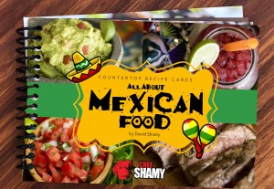 All About Mexican Food Cookbook