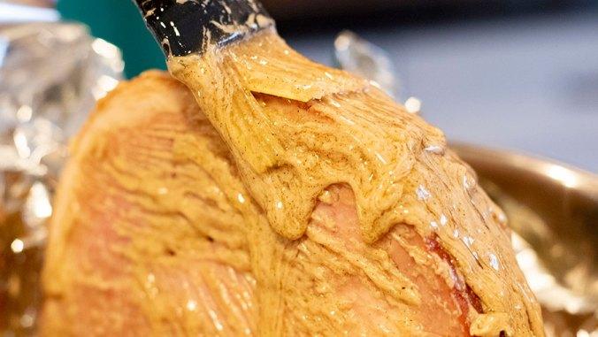 Instant Pot Honey Baked Ham
