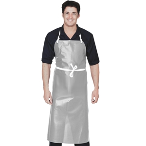 Denny's coloured PVC waterproof apron