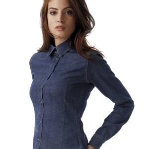 Women's Vision Denim Shirt