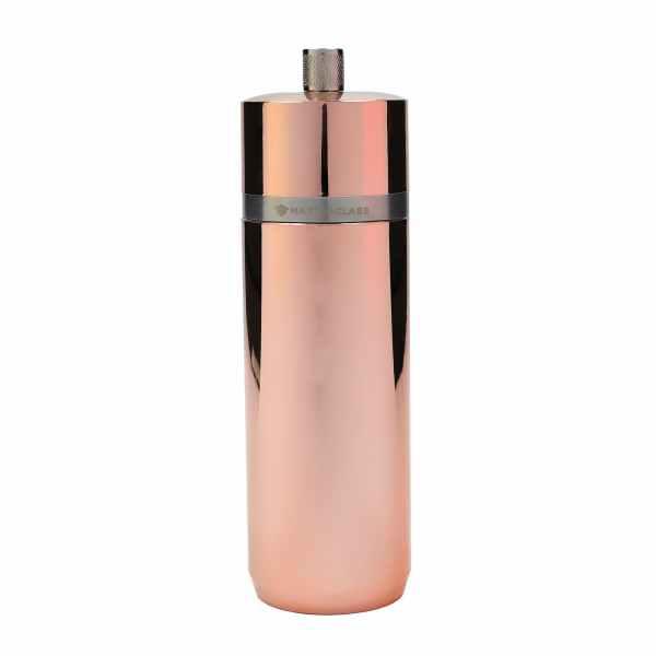 MasterClass Salt or Pepper Mill (17cm) - Copper Finish